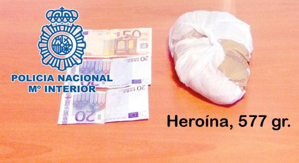 TRÁFICO HEROINA CANARIAS