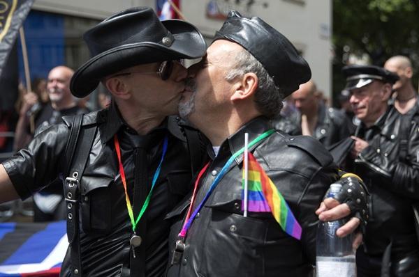 Día Internacional del Orgullo Gay en Londres. / REUTERS