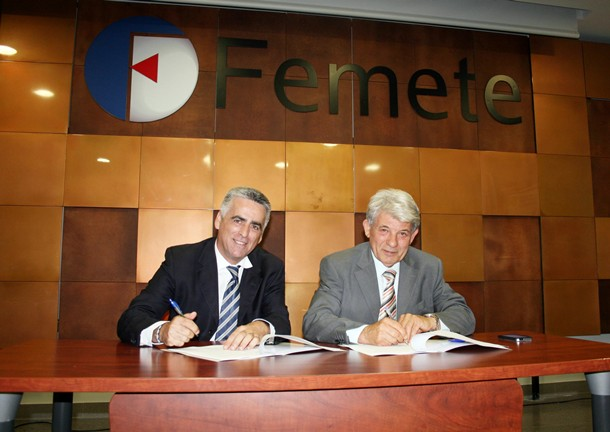 Acuerdo Motor Arisa Femete