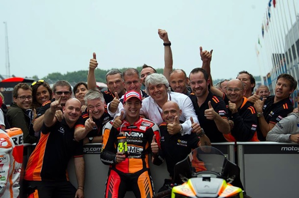 Aleix Espargaro Moto GP