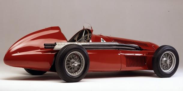Alfa Romeo Gran Premio Tipo 159 'Alfetta' (1951)