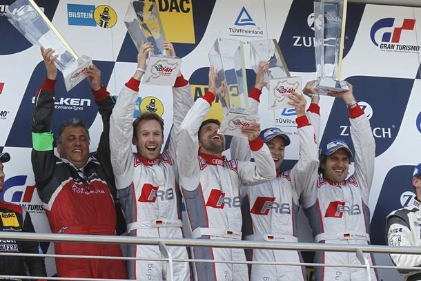 Audi en las 24 Horas de Nürburgring