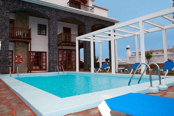El Hotel La Palma Romántica volverá a recibir al equipo tinerfeñista el próximo mes de julio. / DA