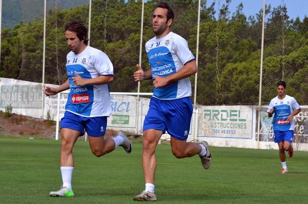 La Palma volverá a recibir al equipo tinerfeñista a finales del mes de julio. / DA