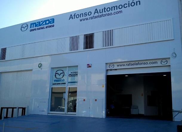 Concesionario Mazda Canarias en Tenerife