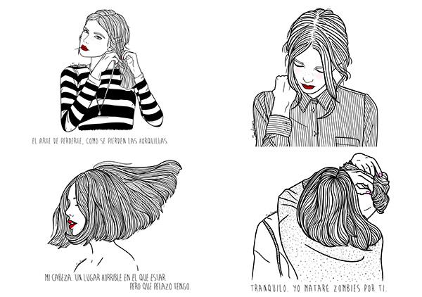 Dibujos Sara Herranz