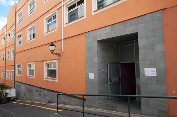 La Escuela Municipal de Música se inauguró en 1998, estando también Marcos Brito como alcalde./ FRAN PALLERO
