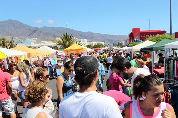El II Exposaldo del Valle de Güímar alcanzó el pasado años la cifra de 12.000 visitantes. / DA