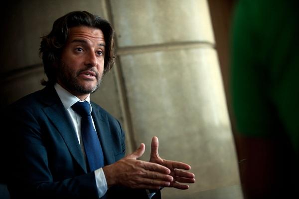Gustavo Matos espera el momento oportuno para anunciar su candidatura a las primarias canarias. / F. PALLERO