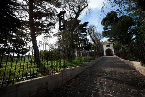La ermita de San Diego, en La Laguna, es uno de los inmuebles que acogerá  las mejoras del convenio. / F. P.