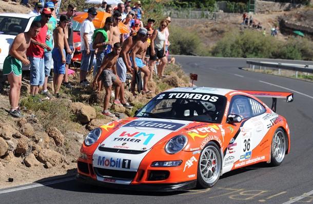 José Francisco 'Chicho' Acosta (Porsche 911 GT3).