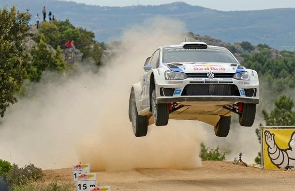 Sébastien Ogier Volkswagen WRC