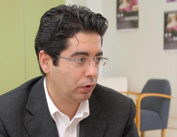 Pedro Martín, alcalde de Guía de Isora. | DA