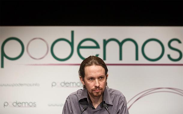 Pablo Iglesias Podemos