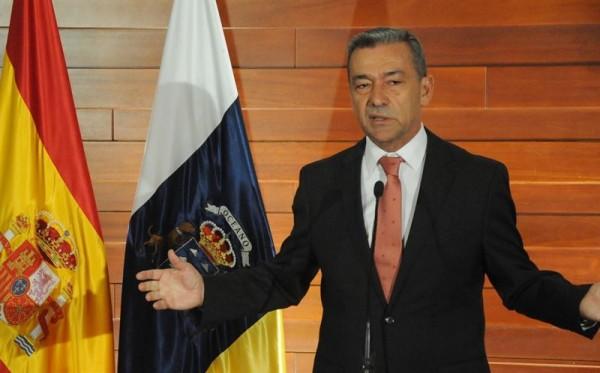 Paulino Rivero. / DA