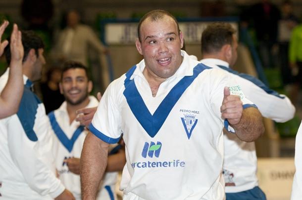 Pedro Hernandez Tegueste Lucha Canaria