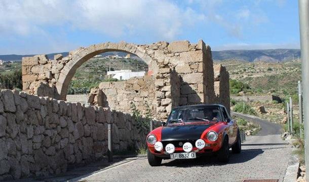 Rallye Isla Tenerife Historico