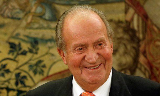 Imagen reciente del rey Juan Carlos