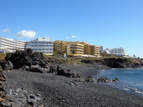 El plan contempla actuaciones en la costa de San Miguel. / J. L. C.