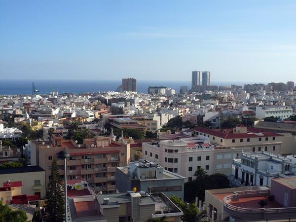 Imagen de Santa Cruz de Tenerife. / DA