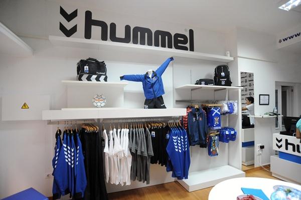 Imagen de la tienda oficial del club en el Callejón del Combate. / DA