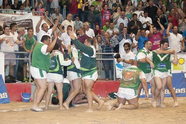 Tegueste Victoria final Copa Ciudad de La Laguna