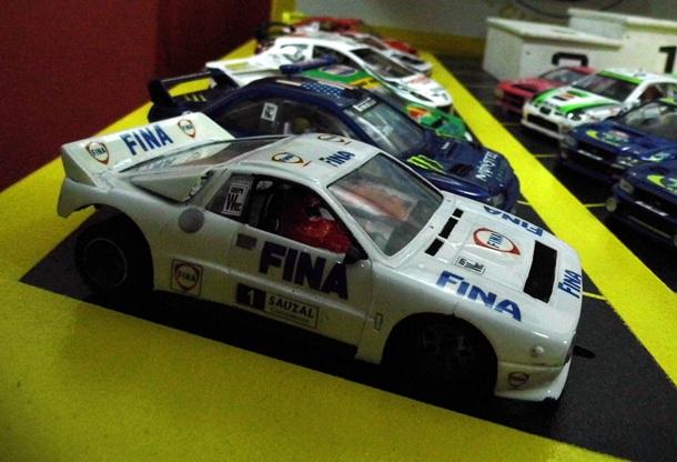 VI edición del rallye Slot San Pedro