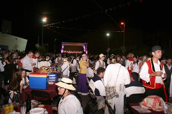 El Baile de Taifa constituyó todo un éxito. / DA