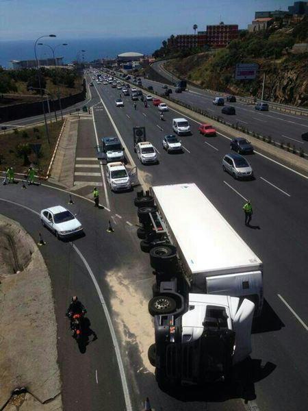 camion volcado tf 5