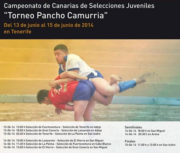 cartel Pancho Camurria