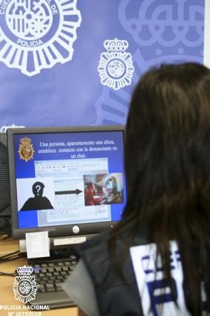 Policía Nacional y Guardia Civil persiguen este tipo de delitos. | DA
