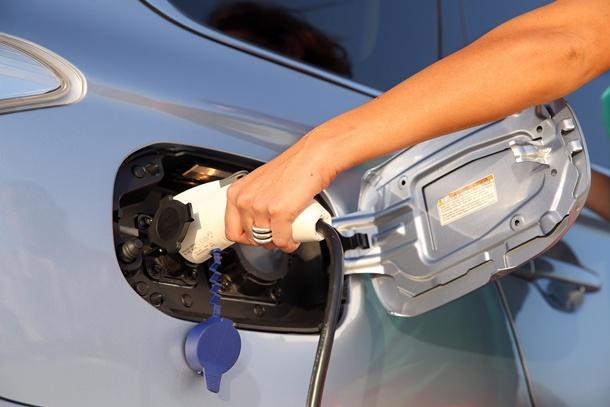 recarga coche eléctrico vehiculo eléctrico