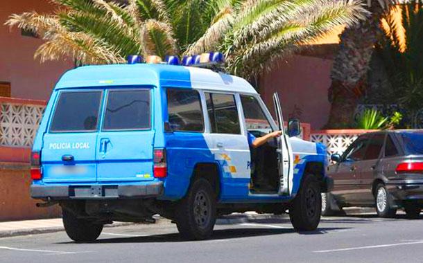 Detenido en Güímar (Tenerife) por un presunto delito de violencia de género