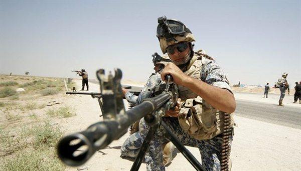 Un soldado estadounidense. | REUTERS