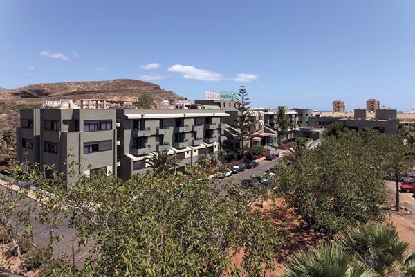 Hospiten Sur abrió en 1984 como Centro Internacional de Salud Playa de Las Américas. / DA