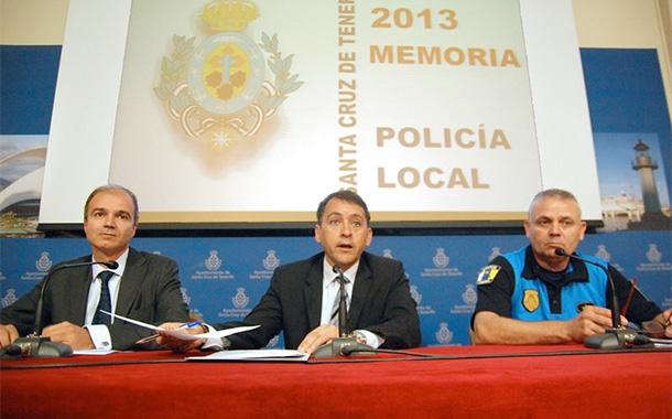 MEMORIA POLICIAL 2013 SC TENERIFE