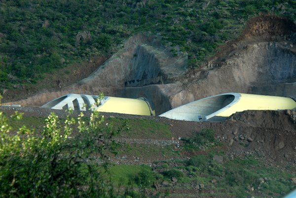 Una de las partes del proyecto que reclama el consejero que se retome es el segundo tubo del túnel. | M. P.