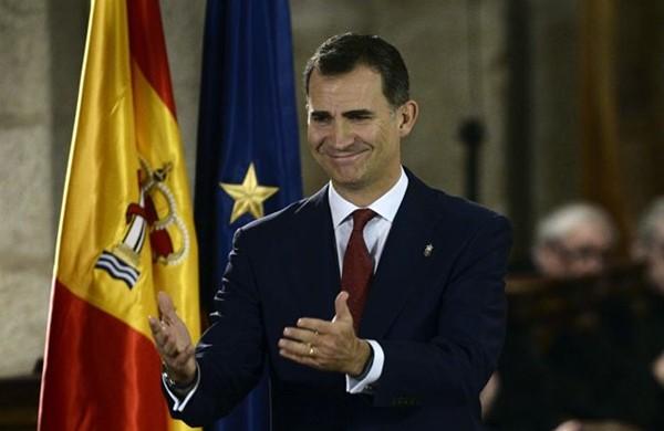 El príncipe Felipe. | REUTERS