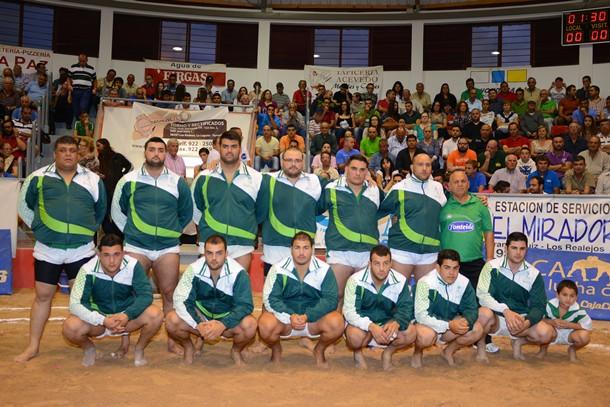 Victoria final Copa Ciudad de La Laguna