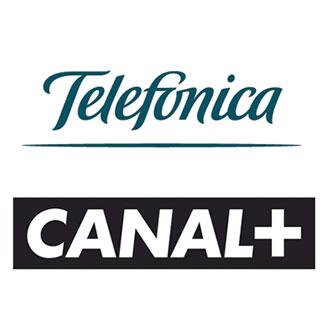 Telefónica - Canal Plus