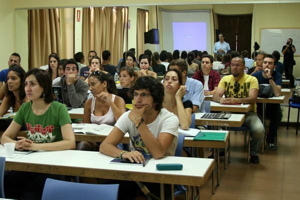 El alumnado recibirá nociones básicas del rendimiento energético. / DA