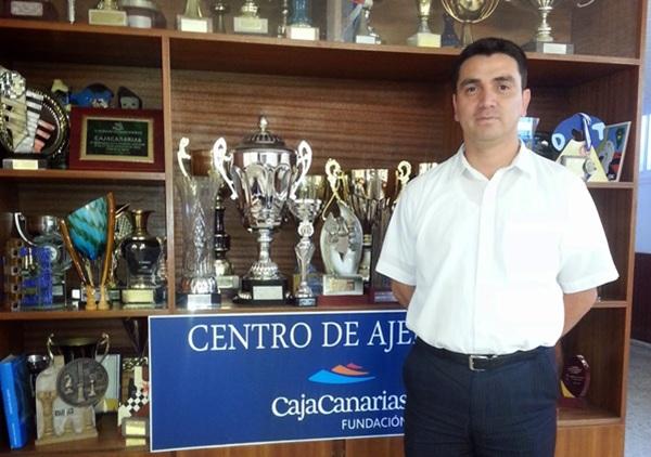 El campeón, Rodrigo Pinto. / DA