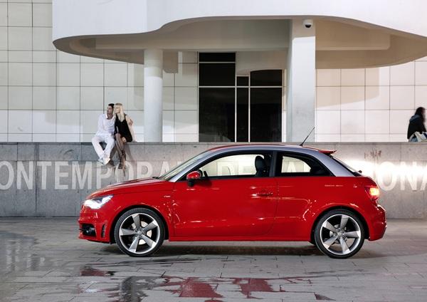Los clientes podrán encontrar un Audi A1 desde 14.950 euros. / DA
