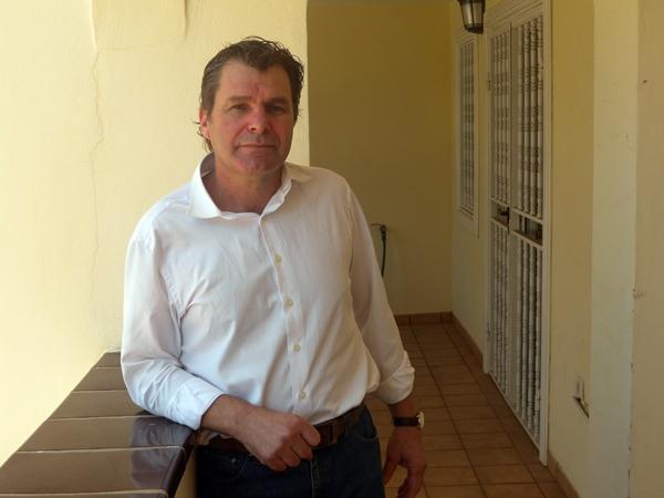 Dionisio Rocha, actual portavoz del PP en Arona. | DA