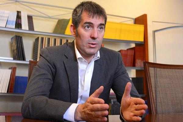Fernando Clavijo en una foto de archivo. / DA