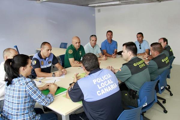 La Junta Local de Seguridad acordó controlar la práctica del campismo. / DA