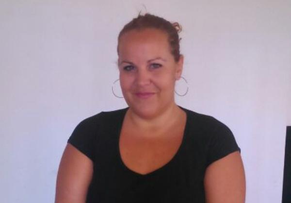 Iris Gómez, presidenta del Colegio Oficial de Trabajo Social  de santa cruz  de tenerife/ CEDIDA