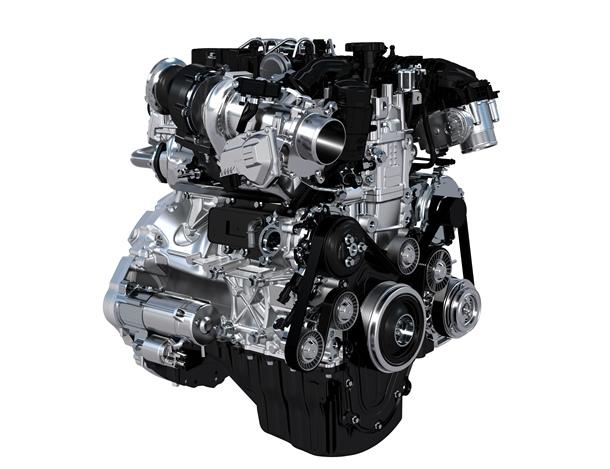 Jaguar Land Rover Motores Ingenium