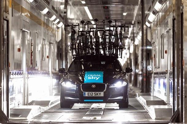Jaguar Team Sky Froome (2)
