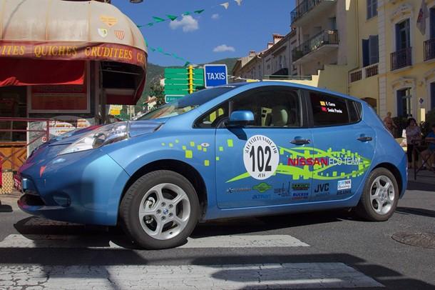 Nissan Leaf de 48 kWh